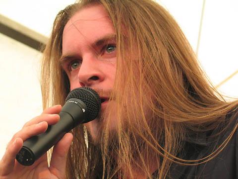 Rouven Wildegger Bitz - Singer